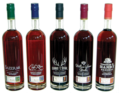 Buffalo Trace Antique Collection