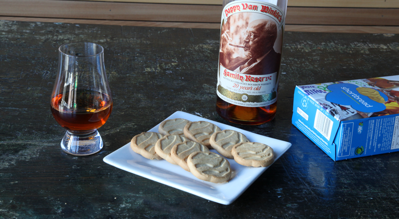 Bourbon and Girl Scout Cookie Pairings