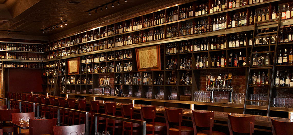 America's Best Bourbon Bars
