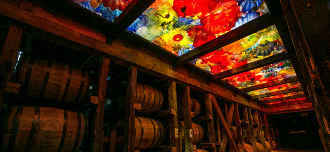 Chihuly Makes His Mark