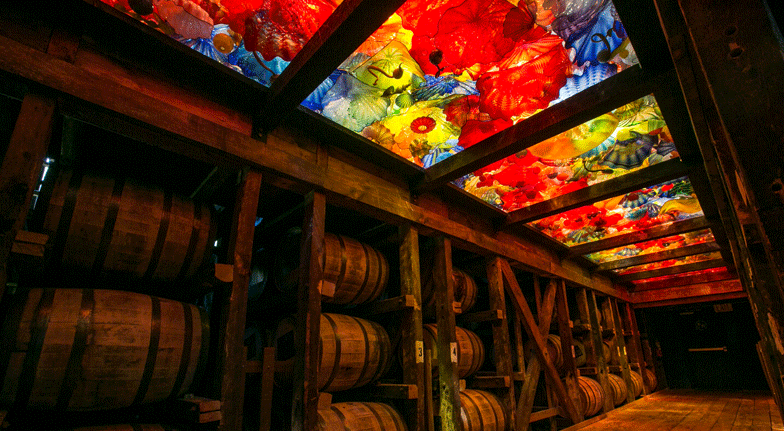 Chihuly Makes His Mark The Bourbon Review