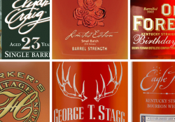2014 Bourbons of the Fall