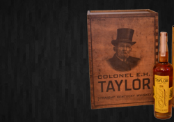 New Release: Colonel E.H. Taylor Cured Oak Bourbon