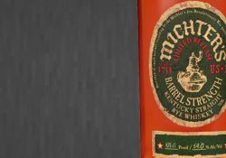 New Release – Michter's Barrel Strength Rye