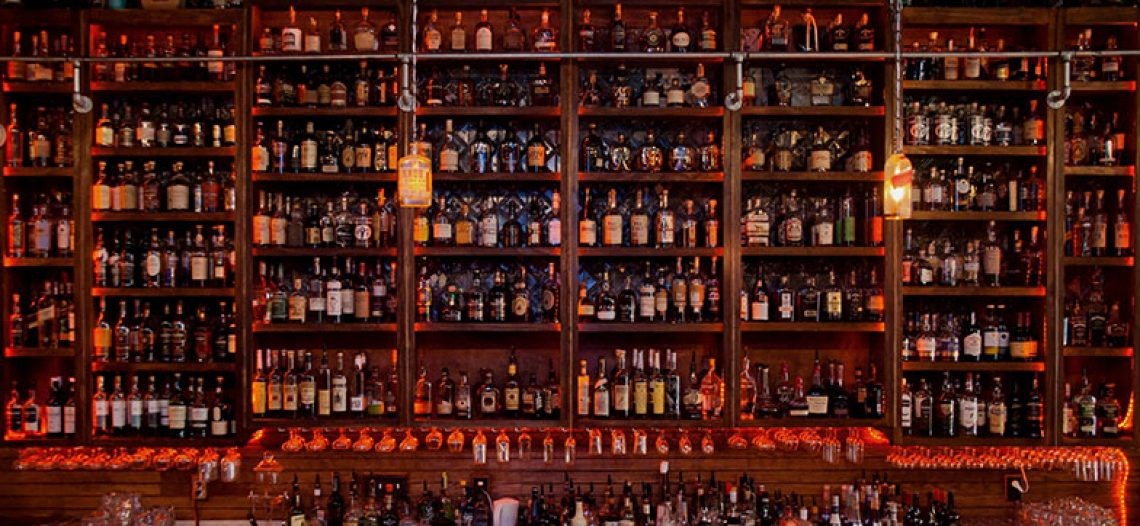 The Top Bourbon Bars in America