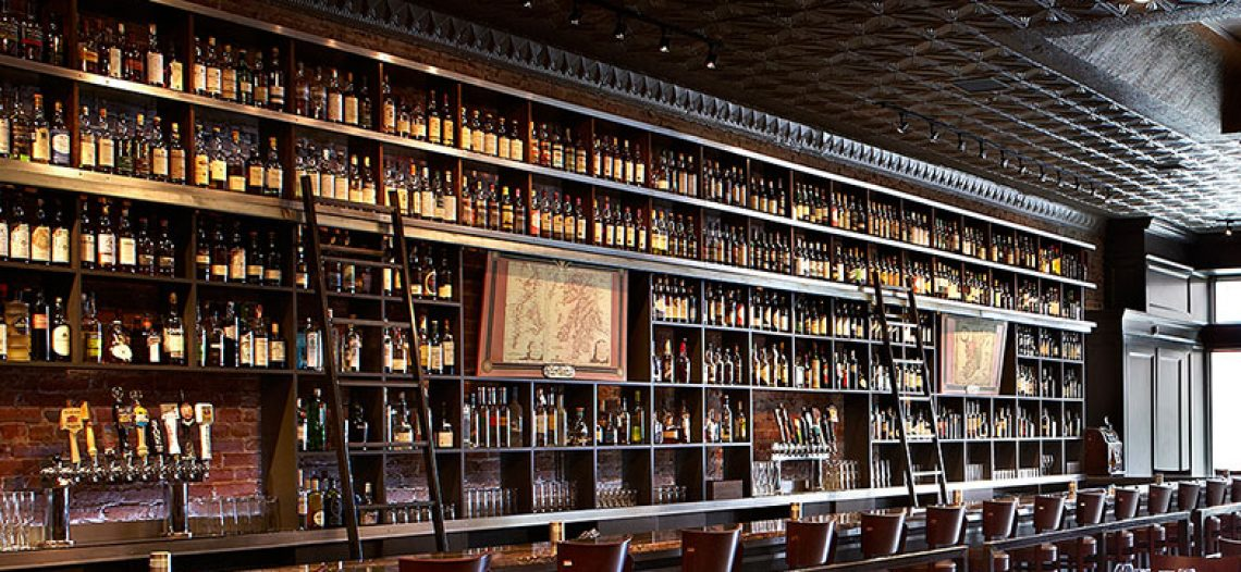 The Top Bourbon Bars in America: Northeast Region