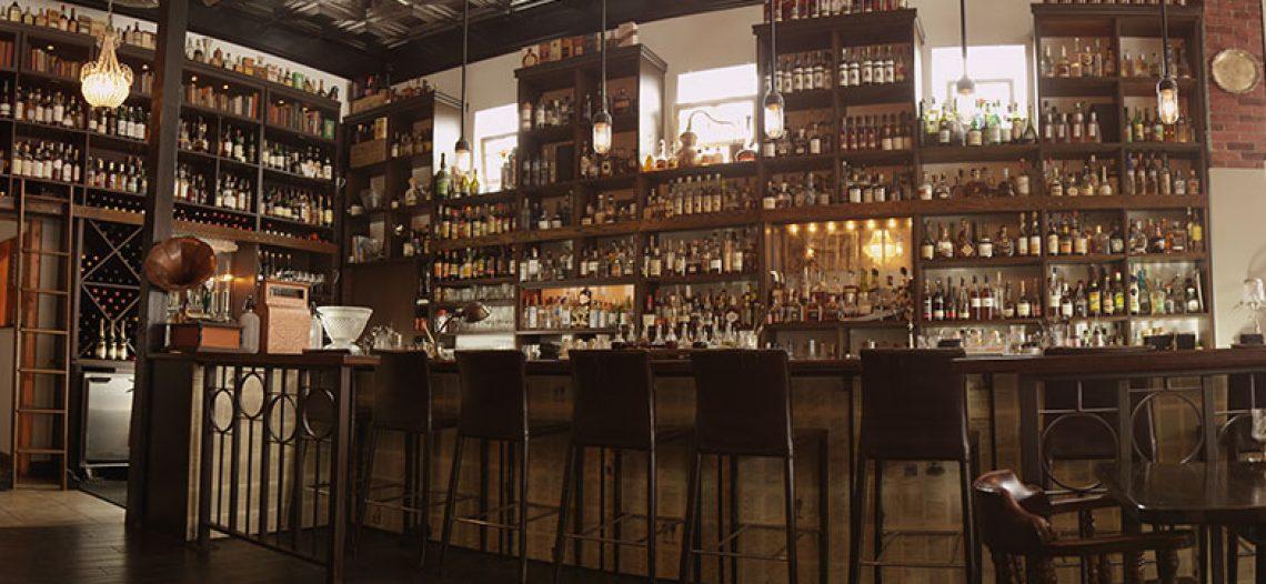 The Top Bourbon Bars in America: West Region