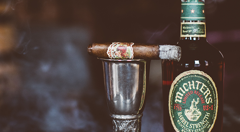 a review of cigar whiskey and The revival of this spicy whiskey brings on perfect cigar pairings browse the largest collection of cigar ratings and reviews as well as the latest coverage on cigars, cuba, gambling, golf, beer, spirits, and more.