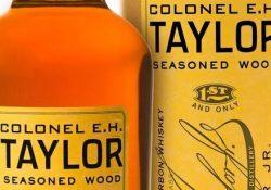 E.H. Taylor Seasoned Wood Bourbon