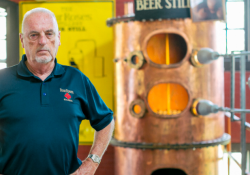 Jim Rutledge to Return to Distilling