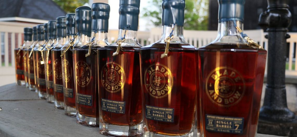 24-Year-Old Barrel From Stitzel Weller To Be Auctioned