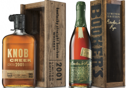 Beam Honors Booker Noe With Limited Knob Creek and Rye Whiskies