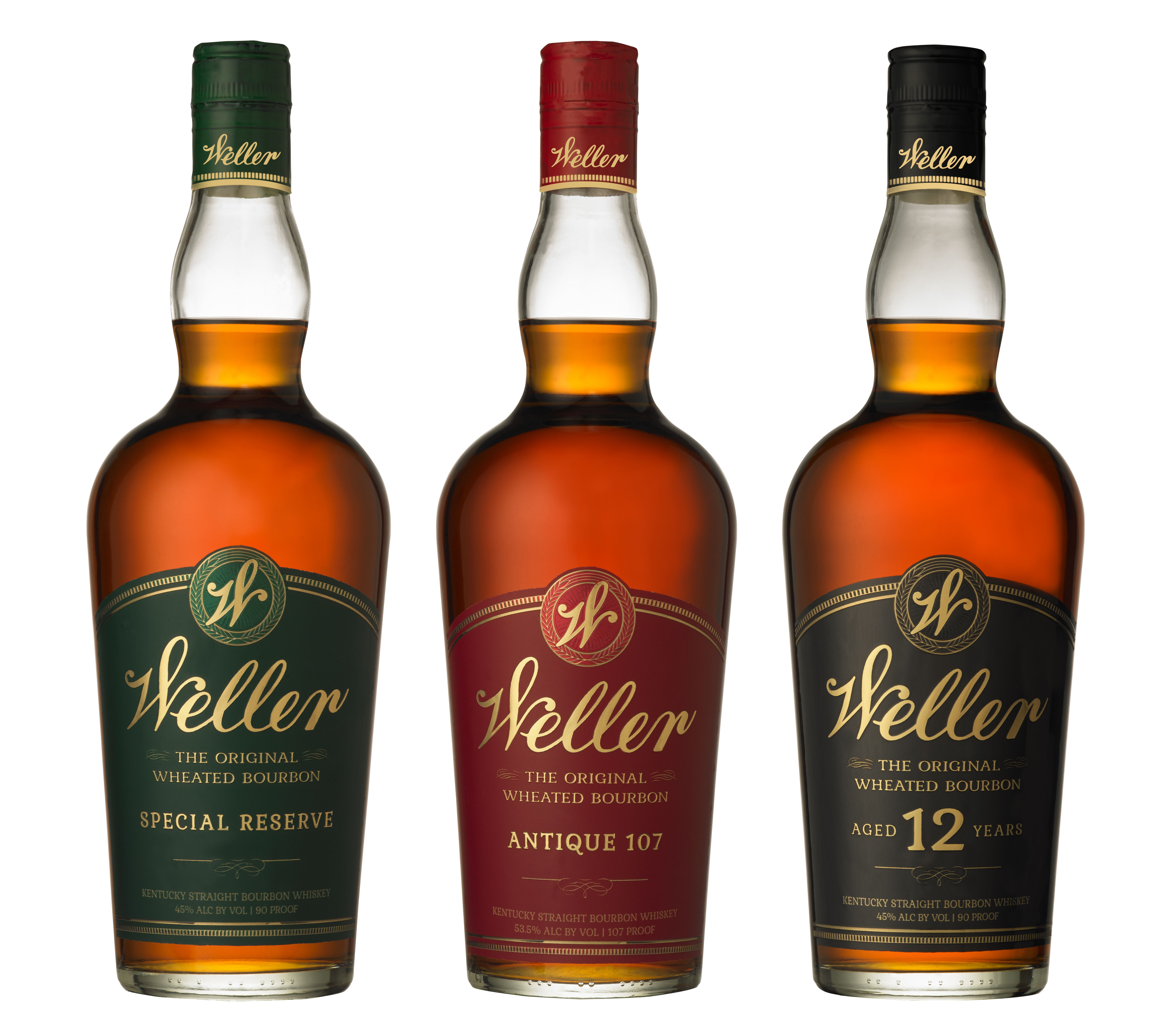 Weller bourbons to get new look the bourbon review