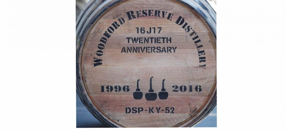 Woodford Reserve Celebrates 20th Anniversary
