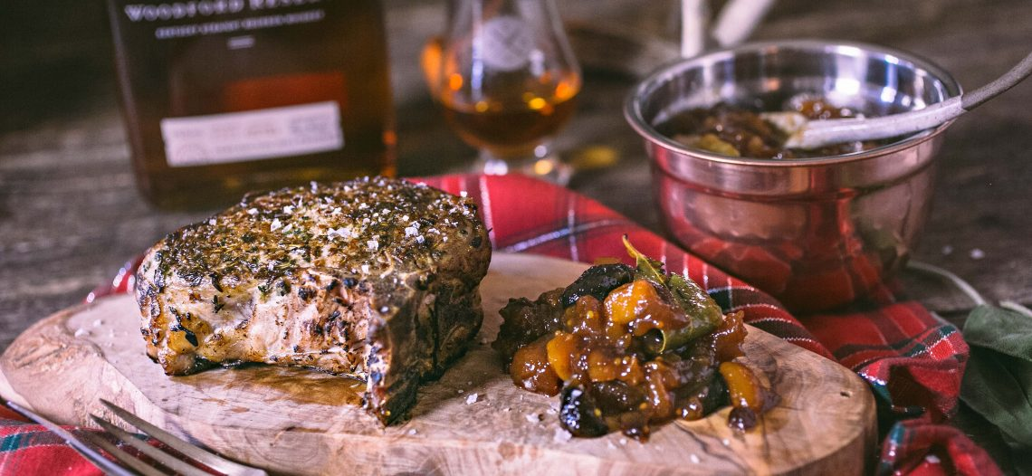 Holiday Entertaining with Woodford Reserve