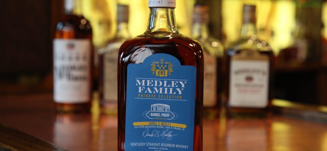 New Medley Bourbon Honors Distiller