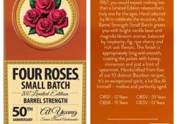 Four Roses to Honor Al Young