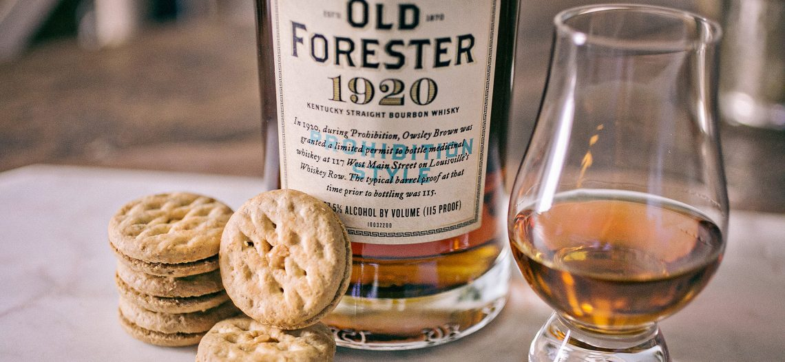 Neat and Sweet: Bourbon And Girl Scout Cookies
