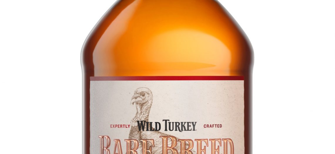 Rare Breed Gets New Bottle And Boost In Proof