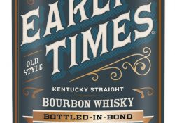 Early Times Releases Bottled-in-Bond Bourbon