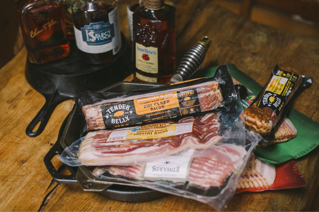 Bacon and Bourbon - The Bourbon Review