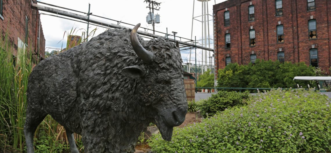 Buffalo Trace Distillery Forges Ahead with Expansion Plan as Part of $200M Investment