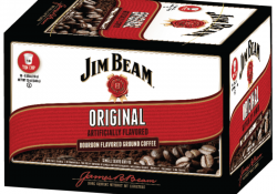 White Coffee Partners with Jim Beam for New Line of Bourbon Coffees
