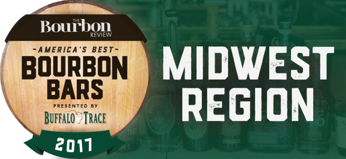 America's Best Bourbon Bars: Midwest Region – 2017