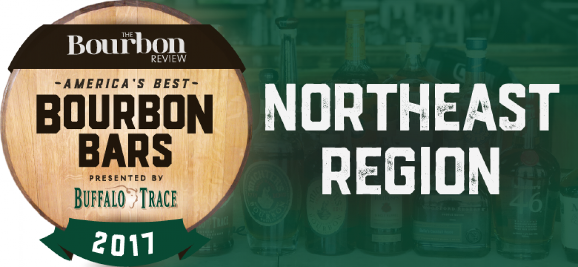 America's Best Bourbon Bars: Northeast Region – 2017