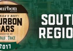 America's Best Bourbon Bars: South Region – 2017