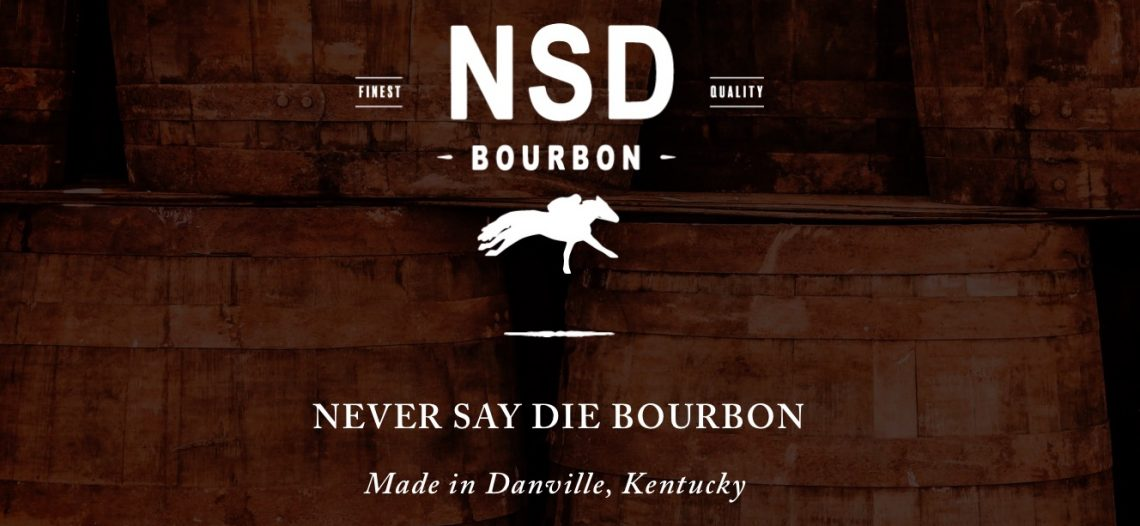 New Bourbon Brand Never Say Die Born This Week