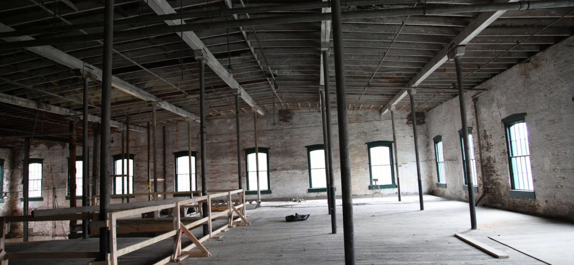 Buffalo Trace Gets A Visit From Ghost Of Distilling Past