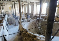 "Buffalo Trace Distillery Opens New E.H. Taylor Tour, Includes ""Bourbon Pompeii"""