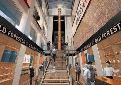 New Old Forester Distillery Installs Column Still