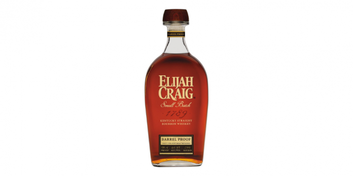 Elijah Craig Barrel Proof Bourbon Batch C918.
