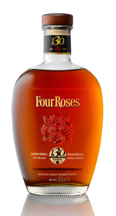 Four Roses 130th Anniversary Small Batch.