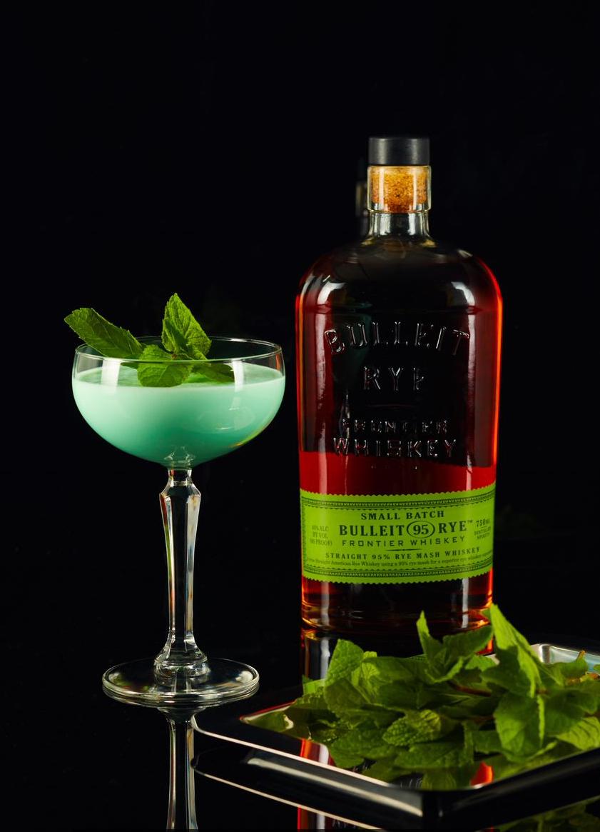 Bulleit Green Light Cocktail