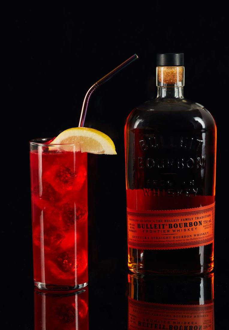 Bulleit Be-Dazzle Cocktail