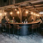 The Tasting Bar at Castle and Key Distillery. Photo courtesy Castle and Key.