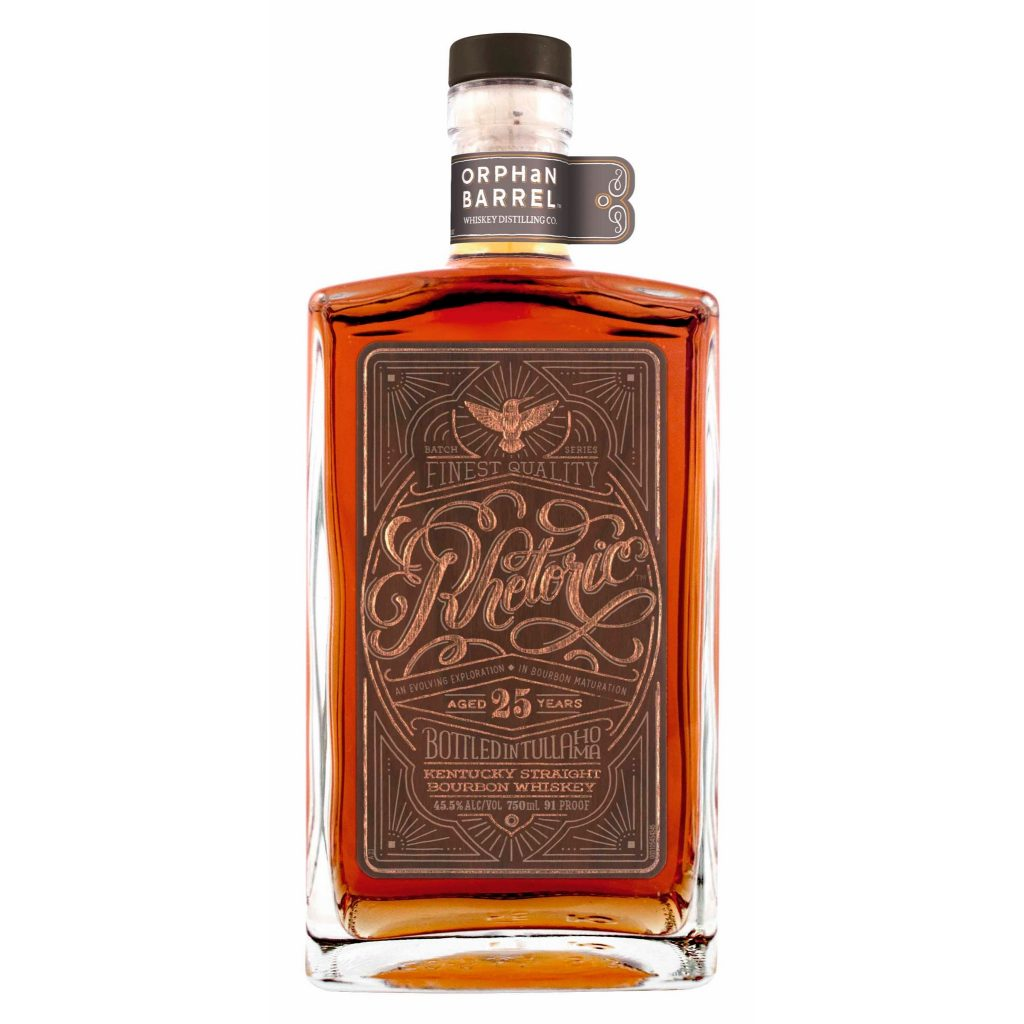 Rhetoric 25-Year Bourbon
