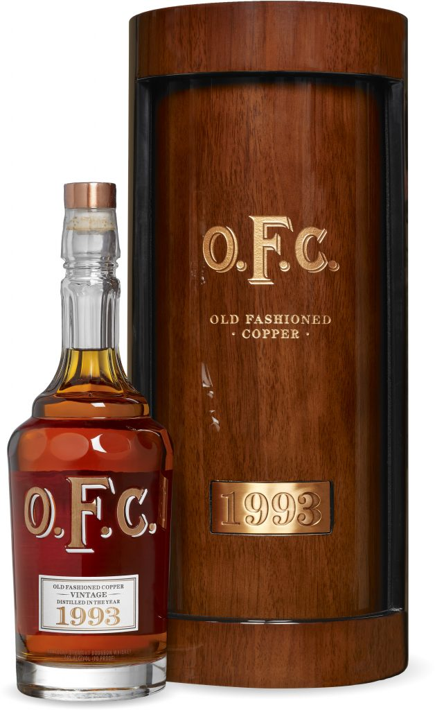 Buffalo Trace 1993 Vintage O.F.C. Bourbon
