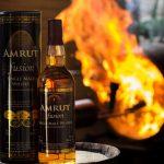 Amrut Fusion. Courtesy Amrut Indian Whisky.
