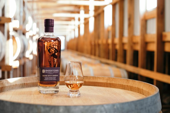 Bardstown Bourbon Company's New Phifer Pavitt Reserve. Photo Courtesy BBCo.