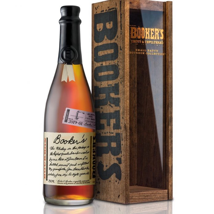 First Booker's Release of 2019 Named for a Whiskey Batching Legend