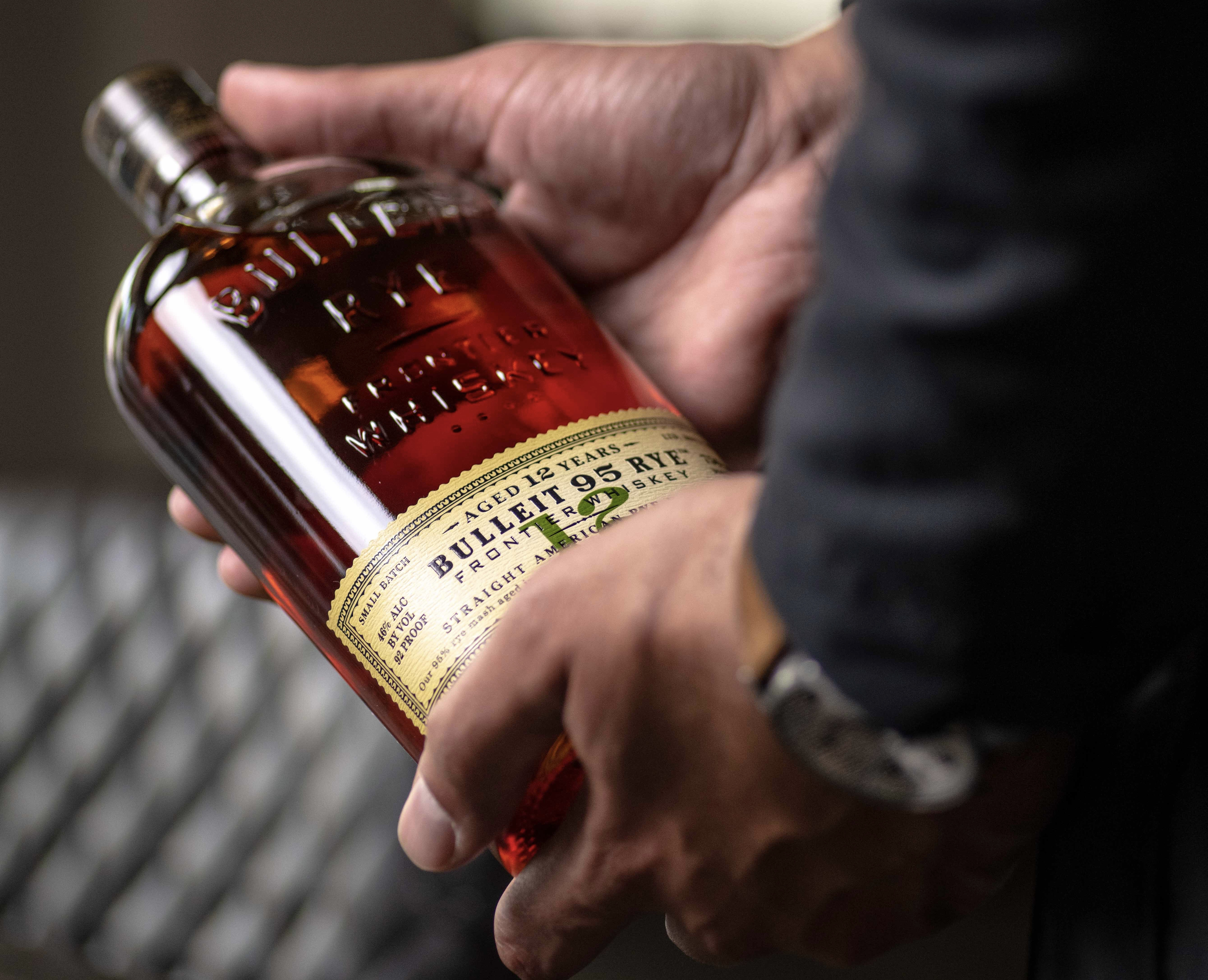 Everything You Need to Know About Bulleit Rye 12-Year-Old Whiskey