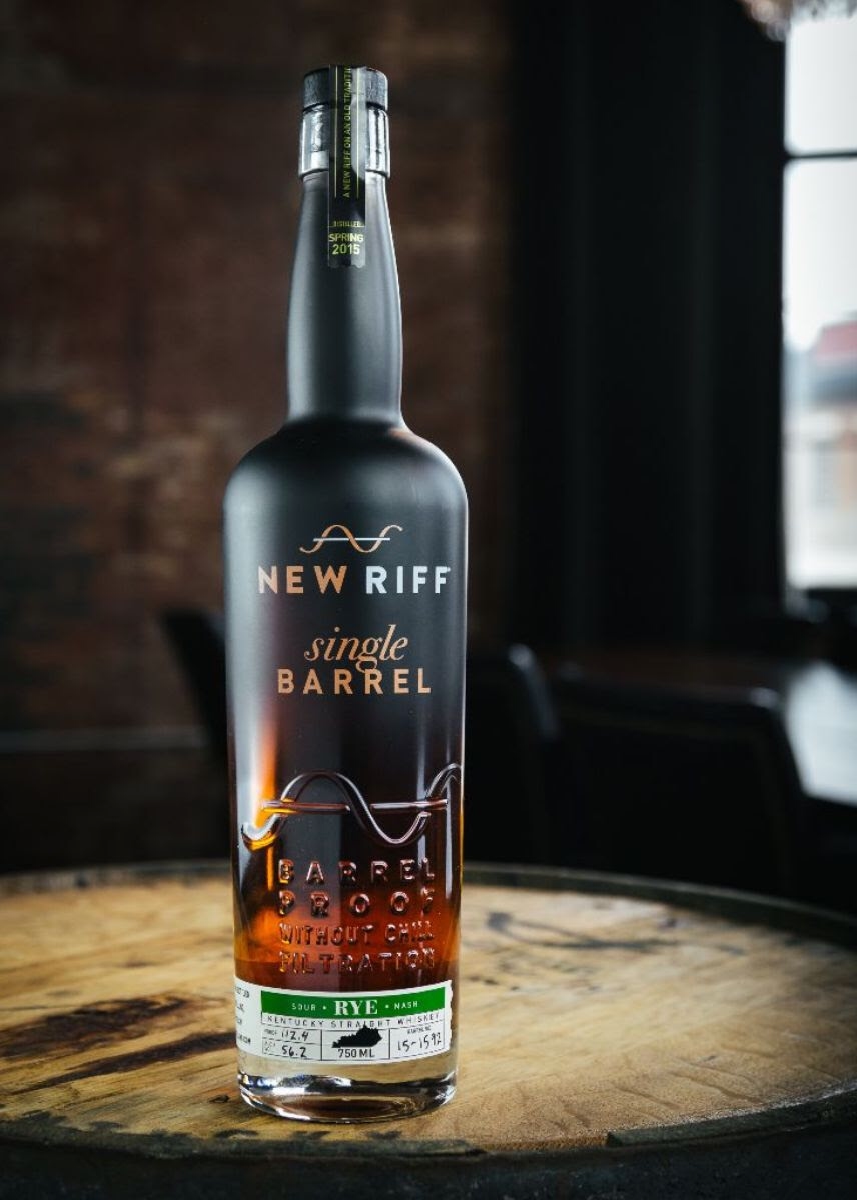 New Riff Announces Non-Chill Filtered Single Barrel Rye Whiskey