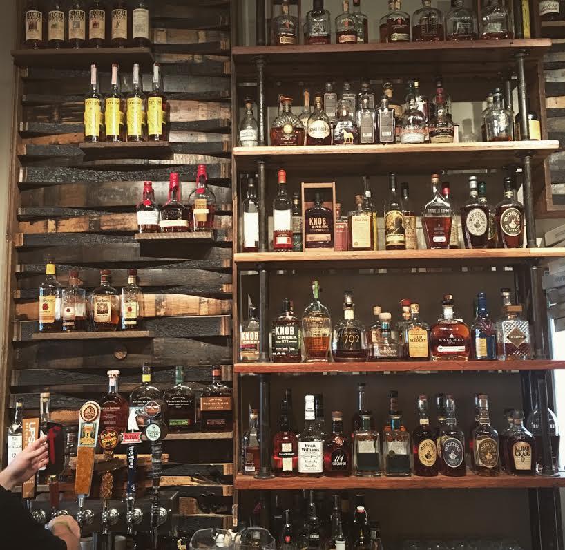 America 39 s 80 best bourbon bars west region 2016 the bourbon review - Best home bars ...