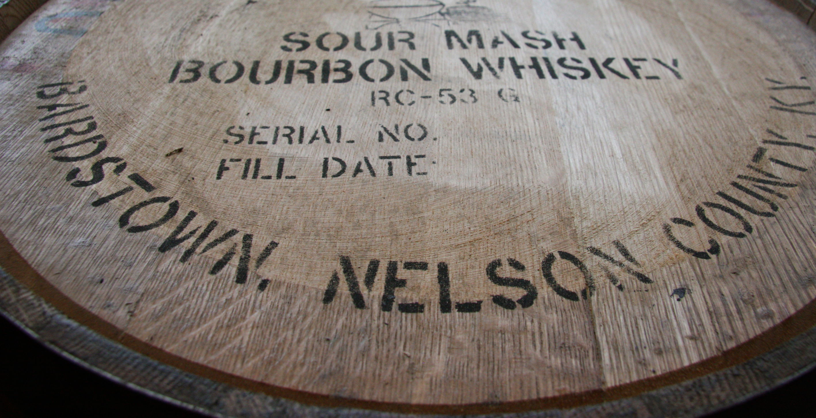 Nelson County Bourbon Barrel