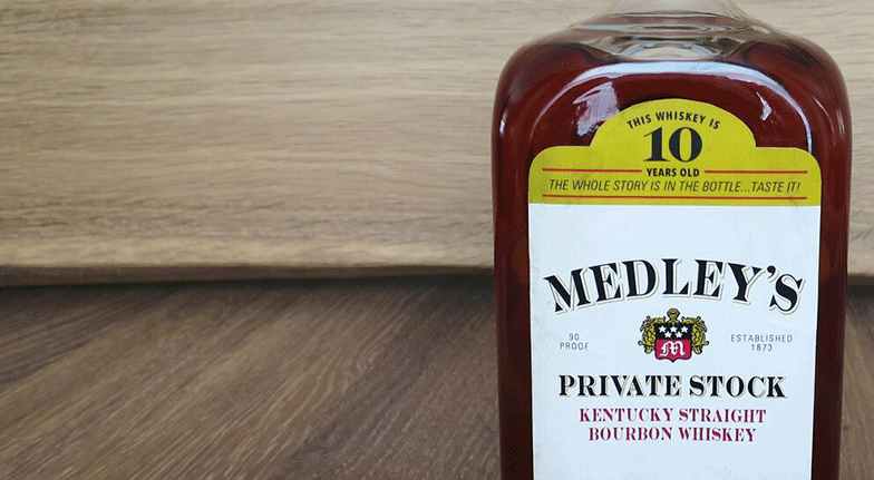 Medley's Private Stock - New Bourbon Release