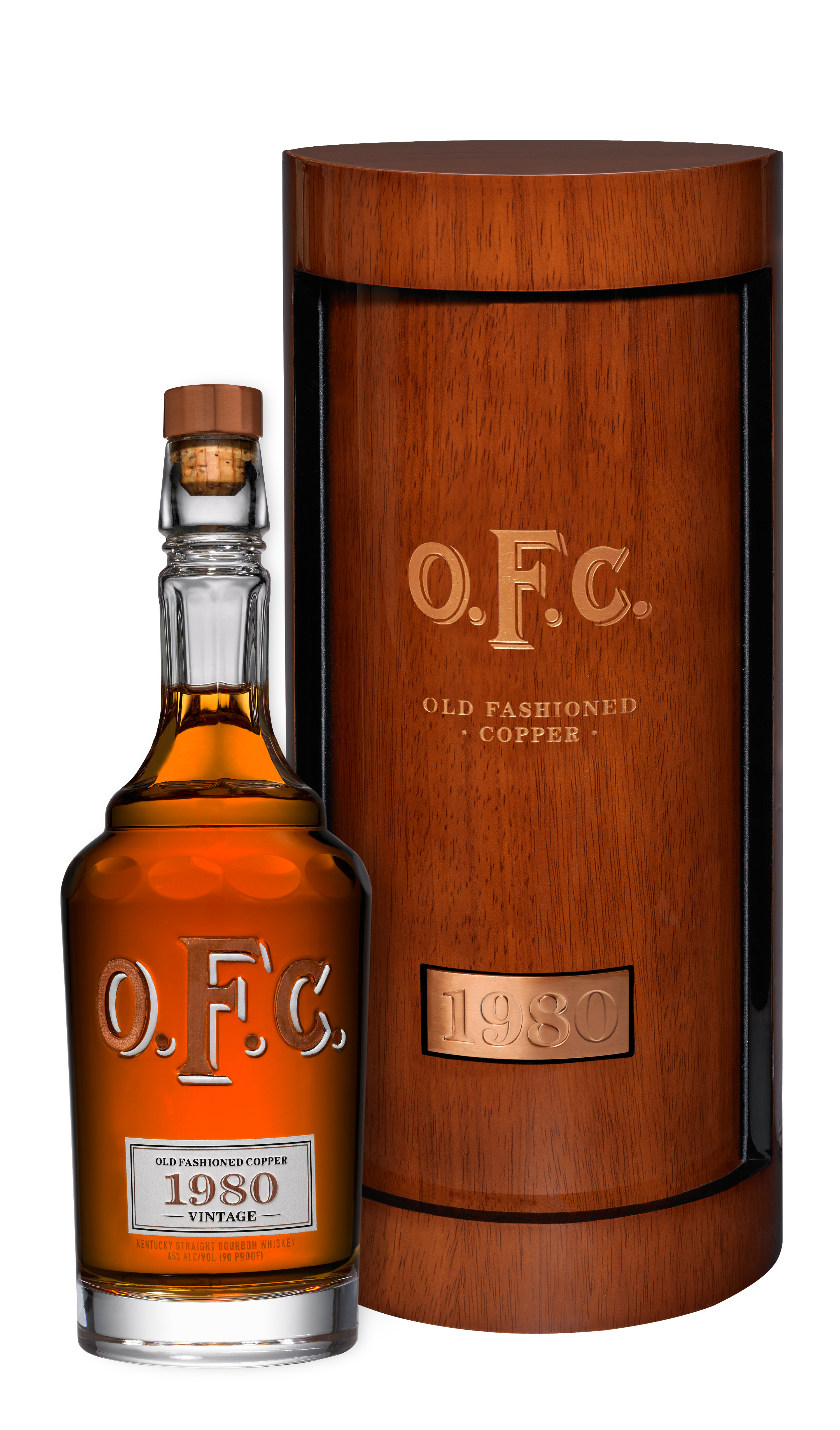 Buffalo Trace's New O.F.C. Bourbon